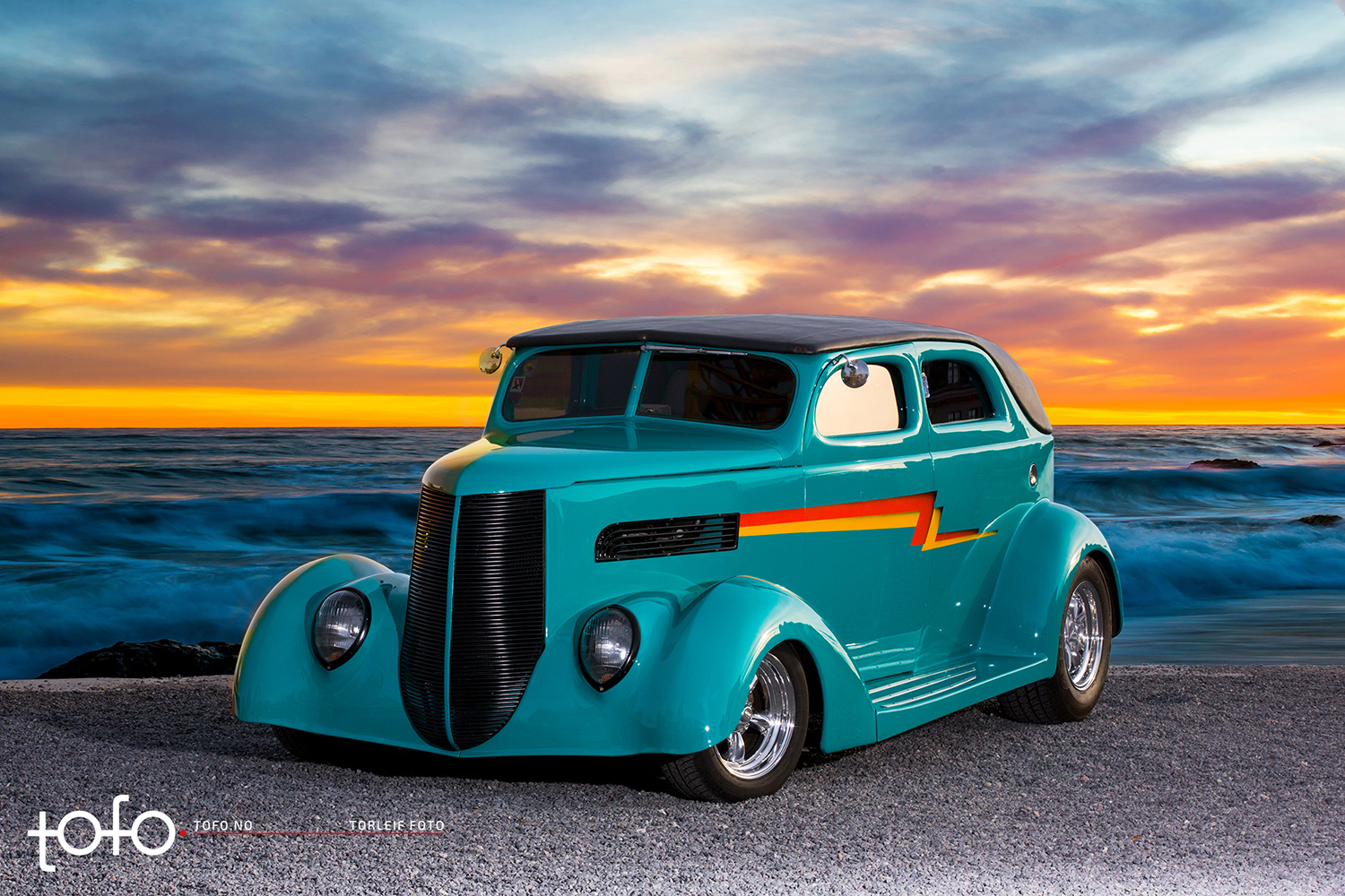 hot-rod-sunset